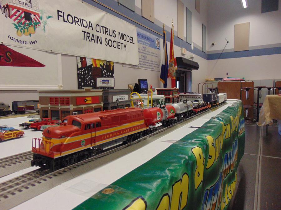 Florida Citrus Model Train Society - TRAIN SHOW & SWAP MEET